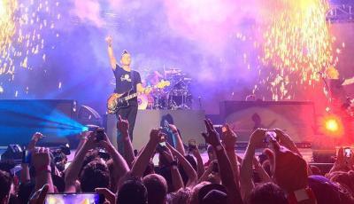 blink-182 comenzó el Summer Tour este jueves en San Diego