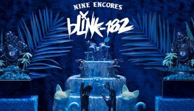 blink-182 tocará este jueves un show extendido para Spotify y será transmitido por internet